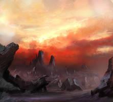 Albesila hell variation by artozi