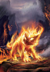 Animated Inferno by artozi