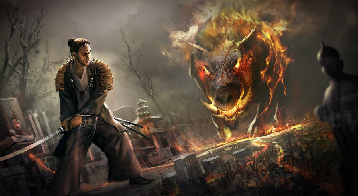 Samurai Challenge 2 by artozi