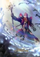 Dark-warding Inquisitor by artozi