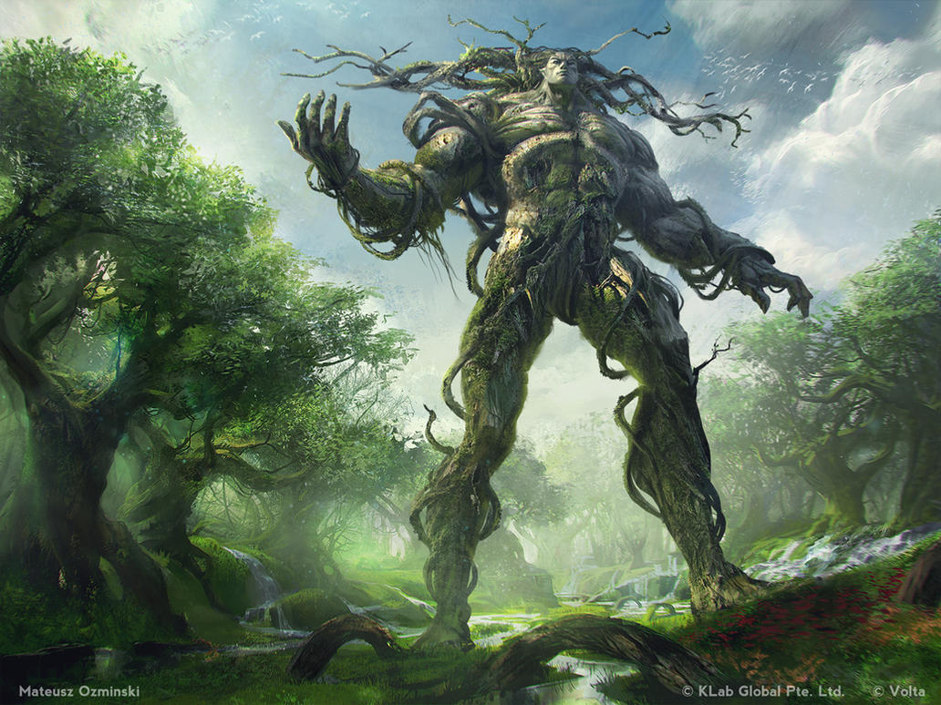 Best Nature For Golem