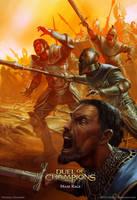 Mass Rage by artozi