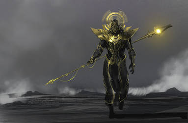 Sun King by artozi