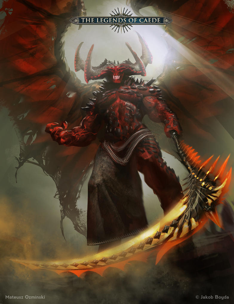 Demon Lord by artozi