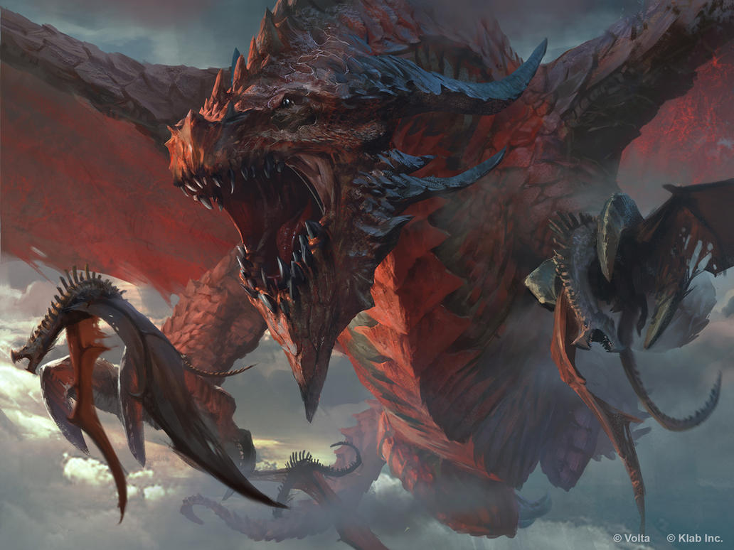 Dragon Nuggets by artozi