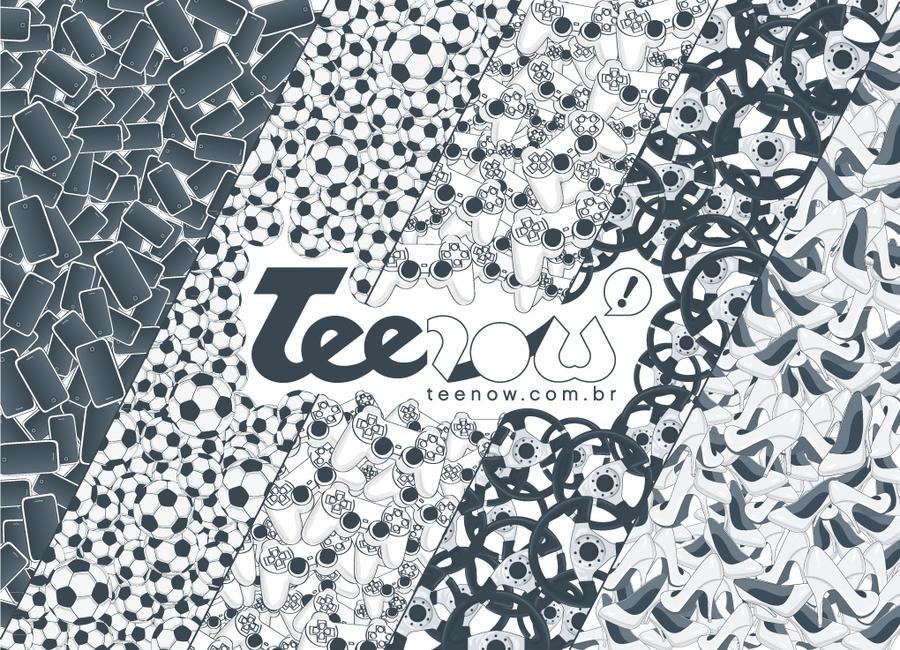 TeeNOW Brasil a partir de setembro by TeeNOW