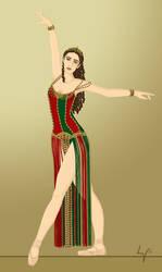 Phantom of the Opera: Hannibal Ballet Dancer by Yesterdays-Thimble