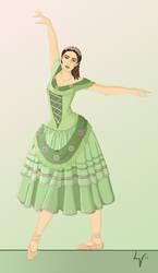Phantom of the Opera: Il Muto Ballet by Yesterdays-Thimble