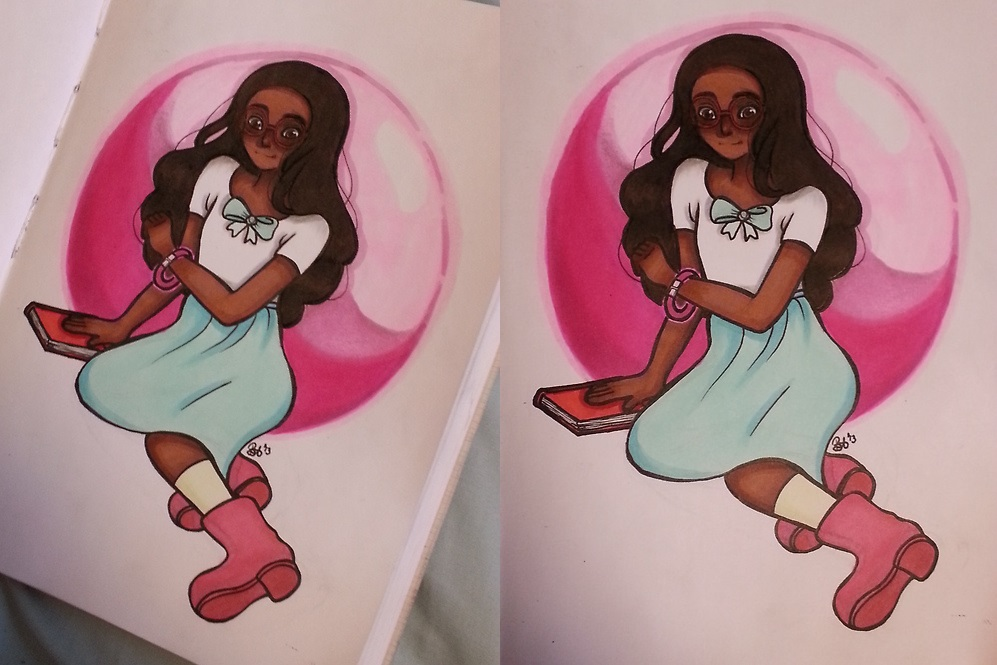 Connie by meowgrowl