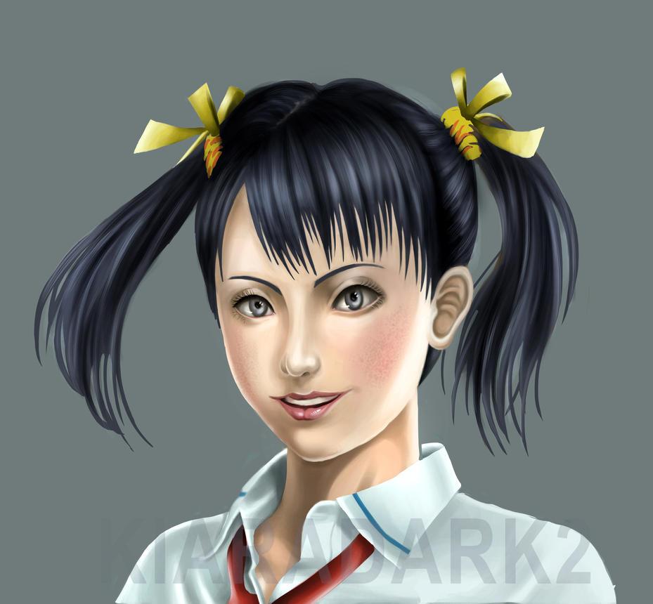 Ling Xiaoyu Practice by KiaraDark2