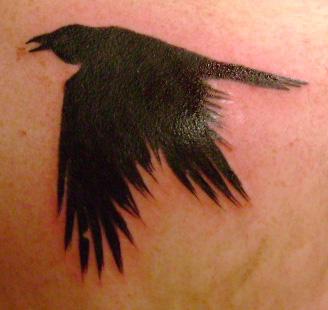 My New Tattoo by Drumlin