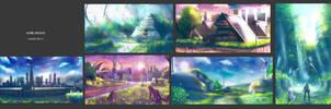 Concept-art Astrel region