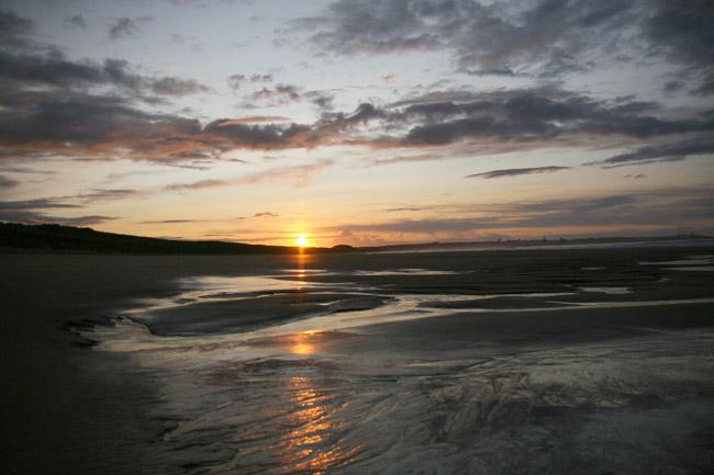 Scotland Beach by Neuk
