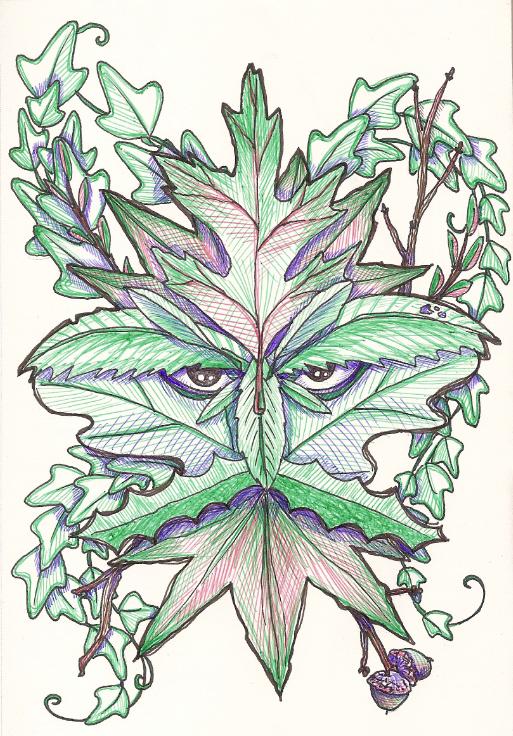 Greenman by SARS-08