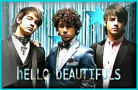 Edited Jonas Brothers Pix by JenniferC1994