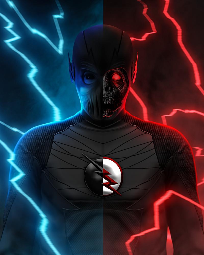 Zoom black flash by litgraphix on deviantart - The flash zoom wallpaper ...