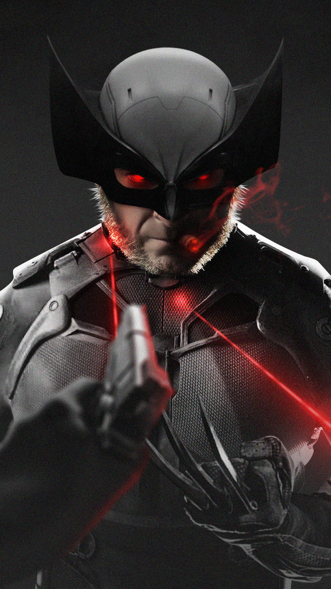 X-Force Wolverine by LitgraphiX
