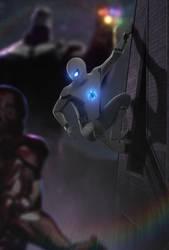 Spider-Man Infinity War by LitgraphiX