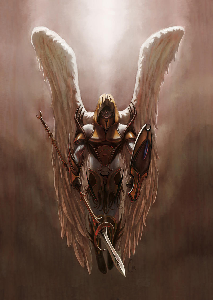 The gallery for --> Male Warrior Angel