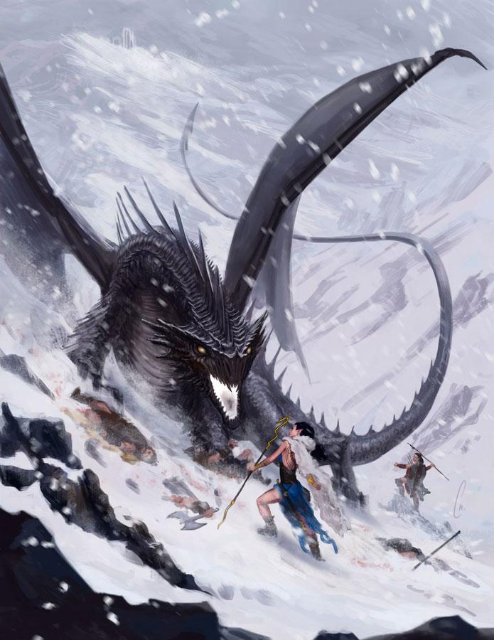 emperor dragon