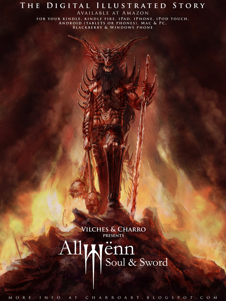 Allwenn Diablo by charro-art