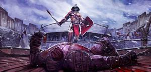 Blood and Glory : Legend