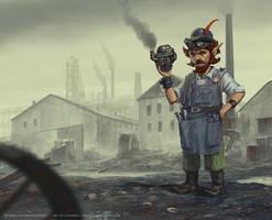 Gnome by charro-art