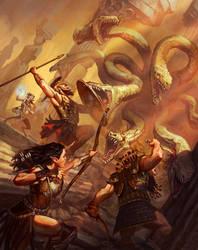 Arkadia cover artwork