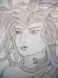 Medusa by XSilentWingsX
