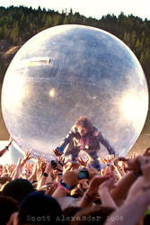 The Bubble Boy.. by straightfromcamera