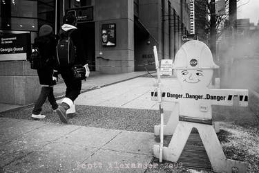 Danger ahead.. by straightfromcamera