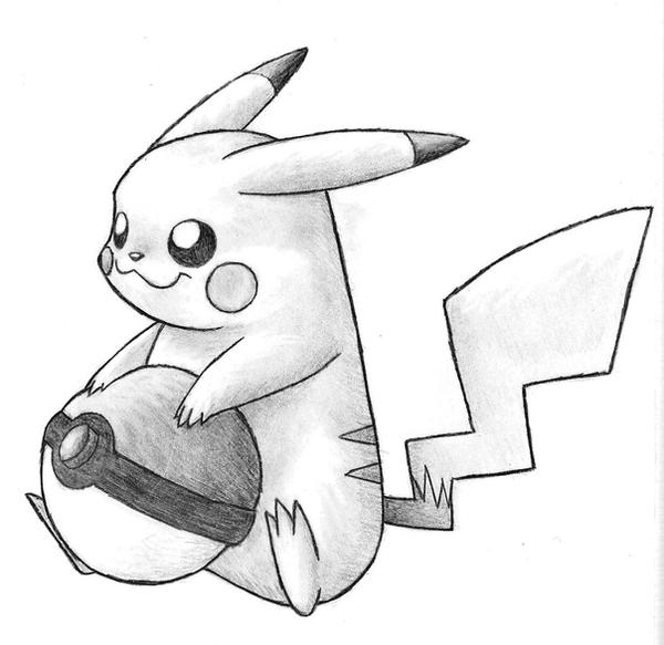 Pokemon Coloring Pages Of Pikachu  Search Results  Fun Coloring