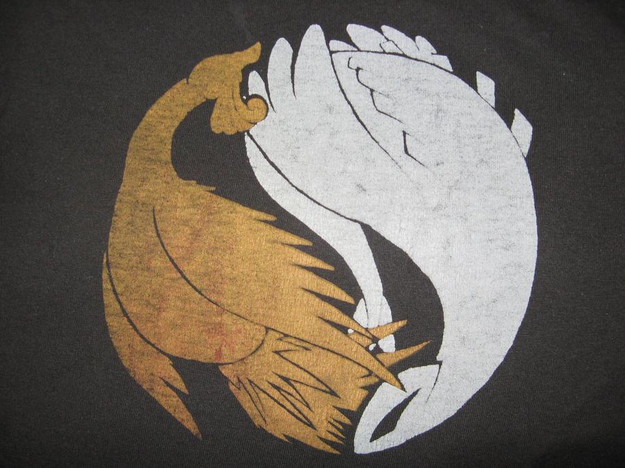 HGSS T-shirt by nin10do-gamer