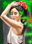 FAN ART: Hwasa