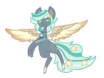 Closed Beachy Theme Adopt by puppetstringz
