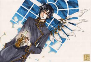 Clover: Lan by subaru-s