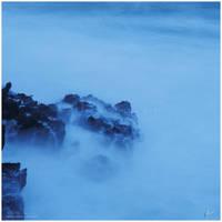 Blue fog by Hieronimus-art