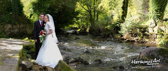 Photographe de mariage Morbihan Pont-Calleck 2
