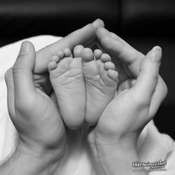 Photographe naissance Morbihan