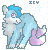 icon comission for icebiue by BrokenHeartz10