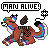 Man Alive by AElOU