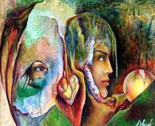 Twin Life by ayhantomak