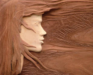 Untitled ? , relief - detail by ayhantomak