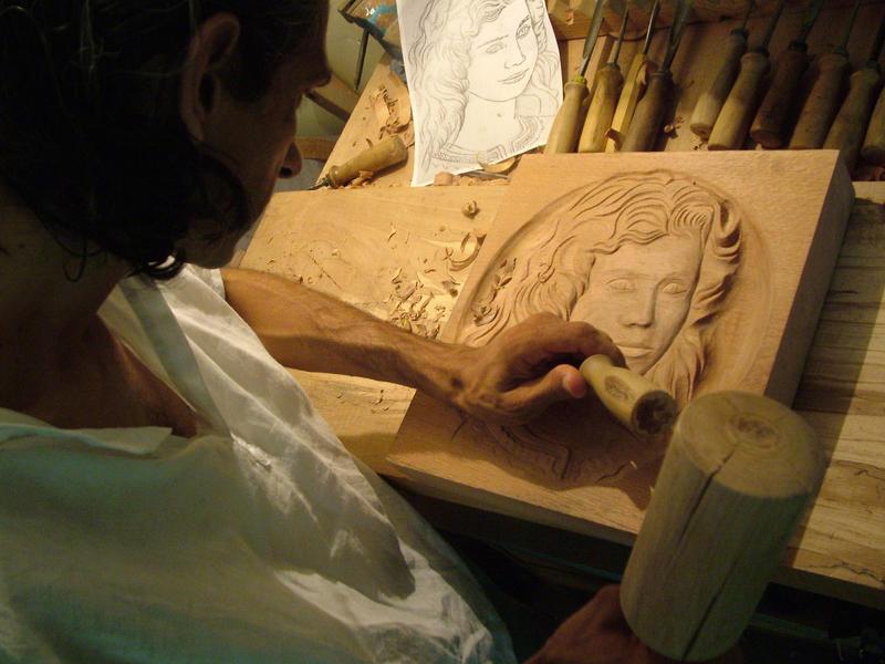 relief wood by ayhantomak