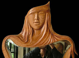 Artemis - design miror,2009 by ayhantomak