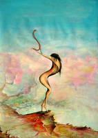 Untitled 5 - Woman by ayhantomak
