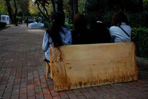 design 4 - park bench by ayhantomak