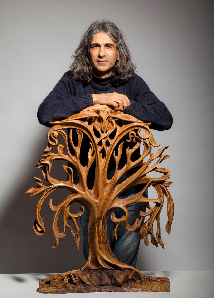 THE LIFE TREE 2012 by ayhantomak