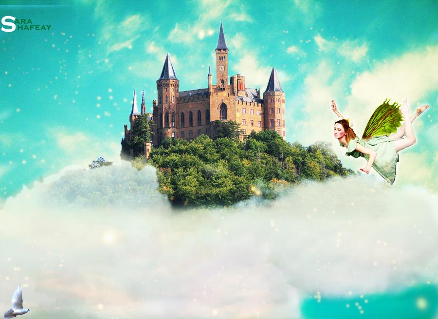 سجل حضورك بصورة من تصميمك - صفحة 3 Fairies_land_by_sarashafeay-d3lhjh0