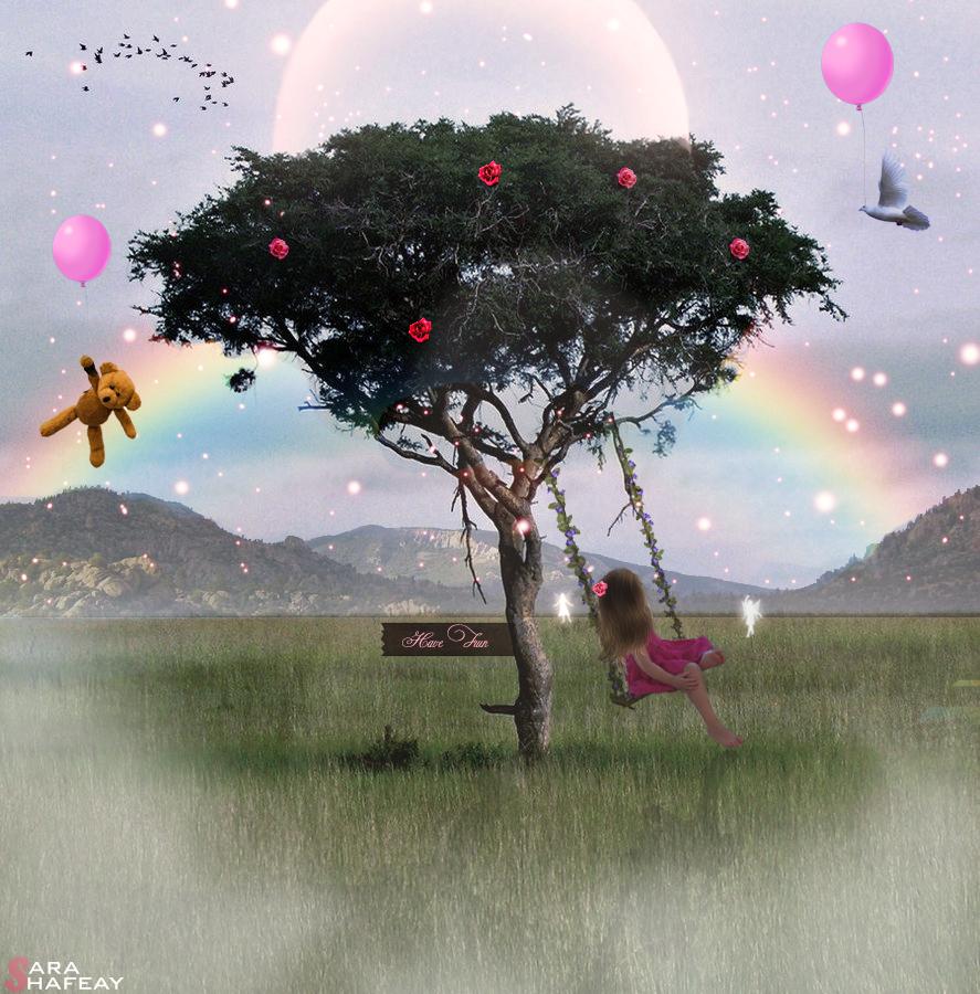 سجل حضورك بصورة من تصميمك - صفحة 3 Fantasysphere_by_sarashafeay-d46srhg